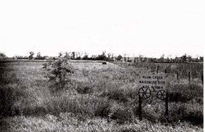 Picture of Plum Creek Massacre Battle Site