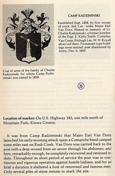 Radziminski Coat of Ams Picture