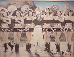 Sally Rand's Nude Ranch by Bob Wade