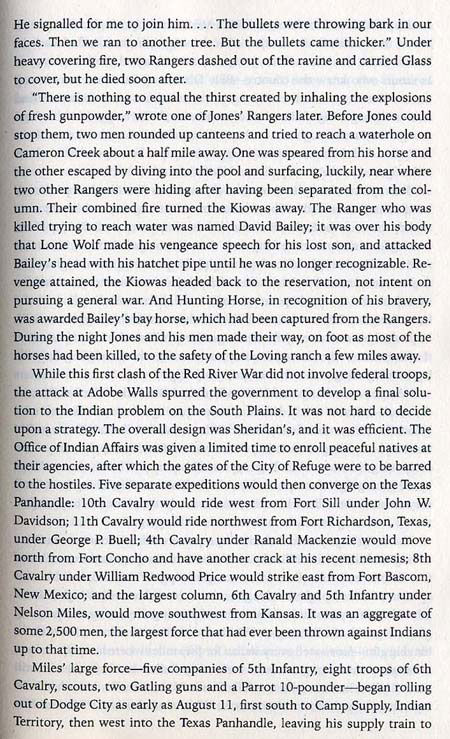 The Red River War Story