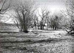 Picture of Sand Creek Massacre Site