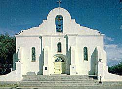 Picture of Presidio Chapel San Elizario