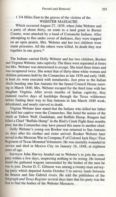 Webster Massacre