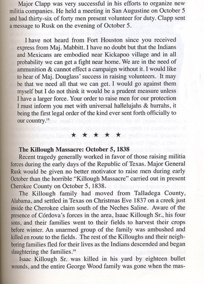 Killough Massacre Story
