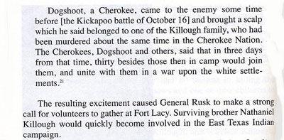 Killough Family Story