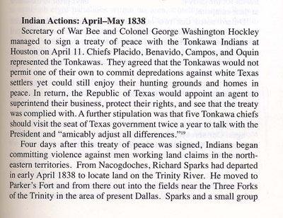 Excerpt from Savage Frontier II/Indian Actions