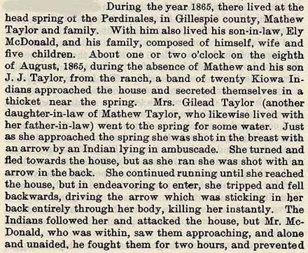 Taylor Home story 1 from Wilbarger