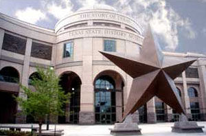 Picture of the Bob Bullock Texas History Museum