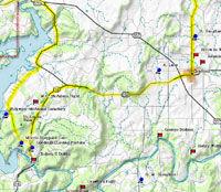 Thumbnail Map of Possum King Trip