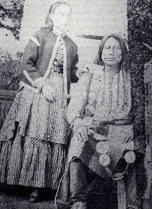 Picture of Tonkawa Chief