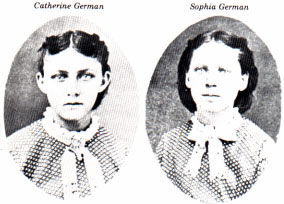 Picture of Julia Arminda and Nancy Adelaide