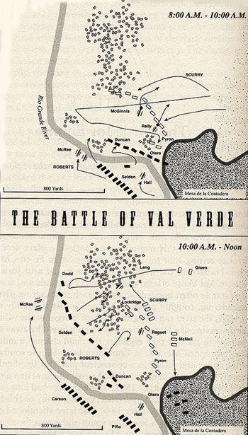 Val Verde Map