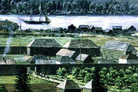Picture of Fort Vancouver