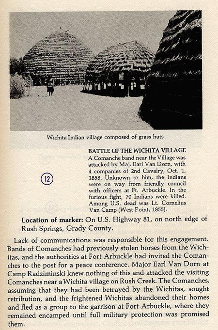 Wichita Indian Village Picture