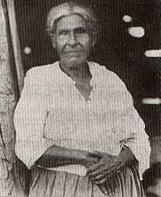 Seminole Woman Picture