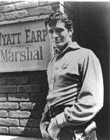 Picture of Hugh O'Brien as Wyatt Earp