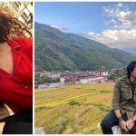 Shaheer Sheikh and Ruchikaa Kapoor are goofing around