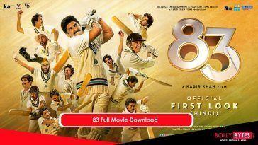 83 Full Movie Download