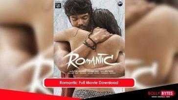 Romantic Full Movie Download