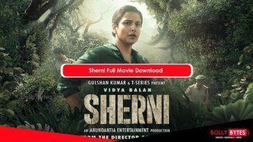 Sherni Full Movie Download