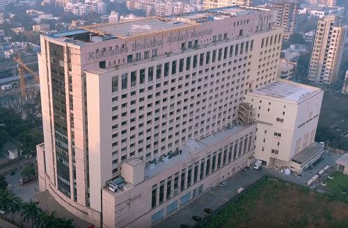 Kokilaben Dhirubhai Ambani Hospital, Mumbai