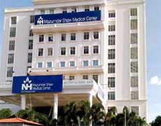 MAZUMDAR SHAW CANCER CENTRE, BANGALORE