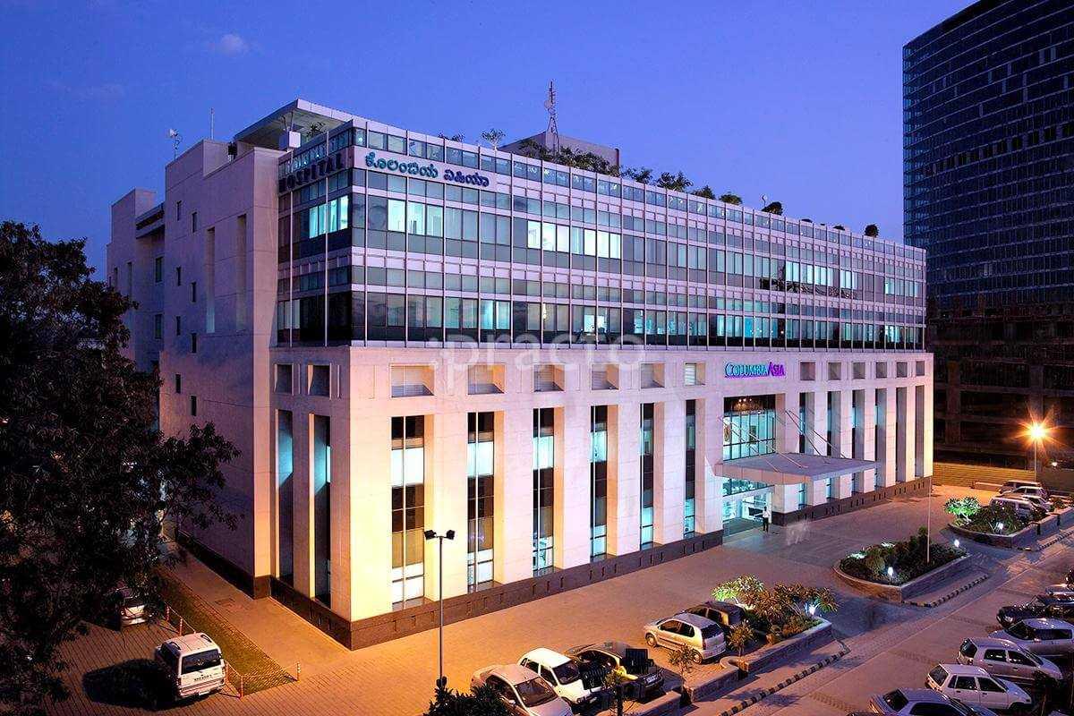 Columbia Asia Referral Hospital, Bangalore