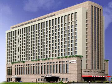 Kokilaben Dhirubhai Ambani Hospital and Medical Research, Mumbai
