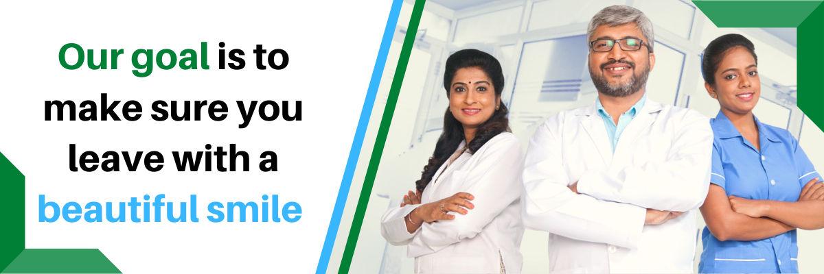 pulp dental hospital in Chennai