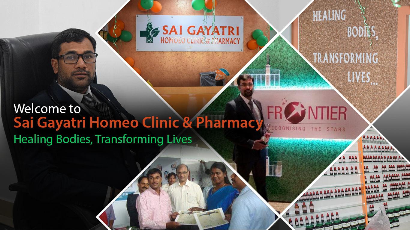 Sai Gayatri Homeopathy clinic in Kukatpally