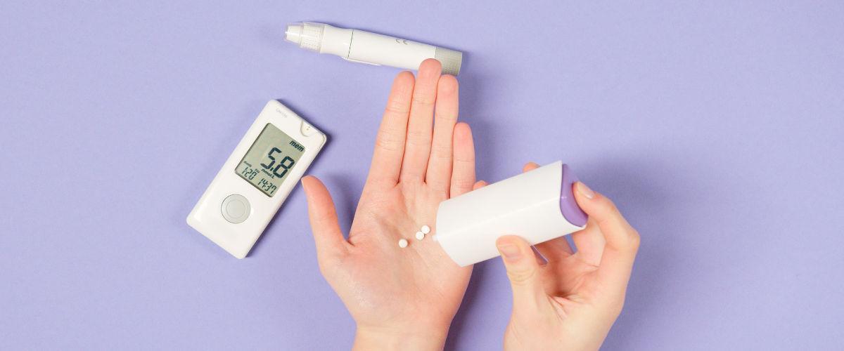 Diabetes symptoms and causes