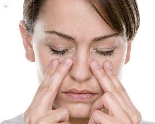 Treatment fir sinus