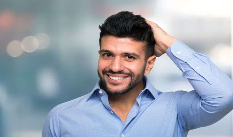 Hair transplant Face essentials