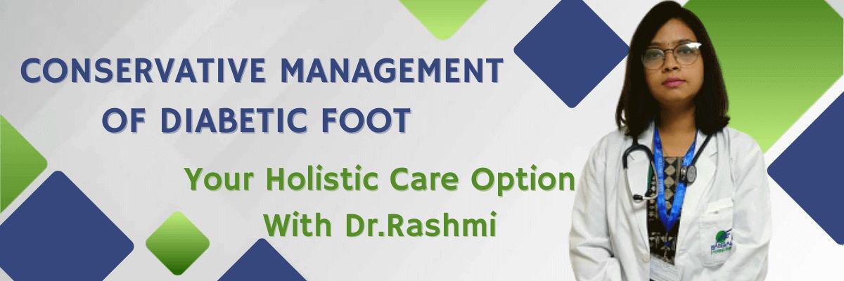 Conservative Diabetic Foot Treatment