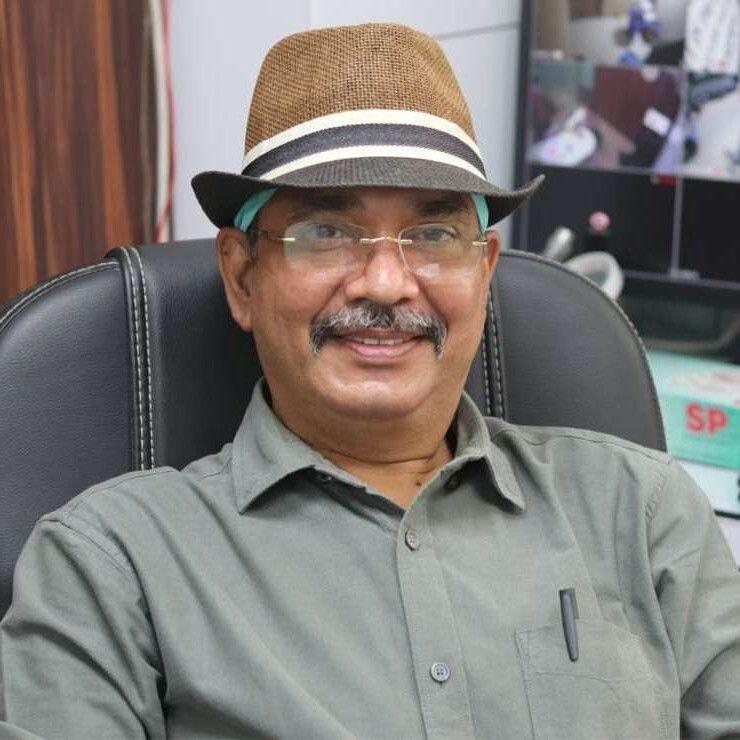 Dr G.K Sharma