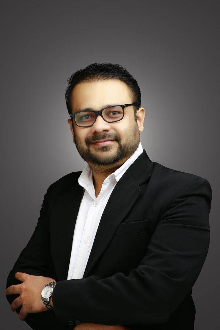 Advocate Viraj Patil