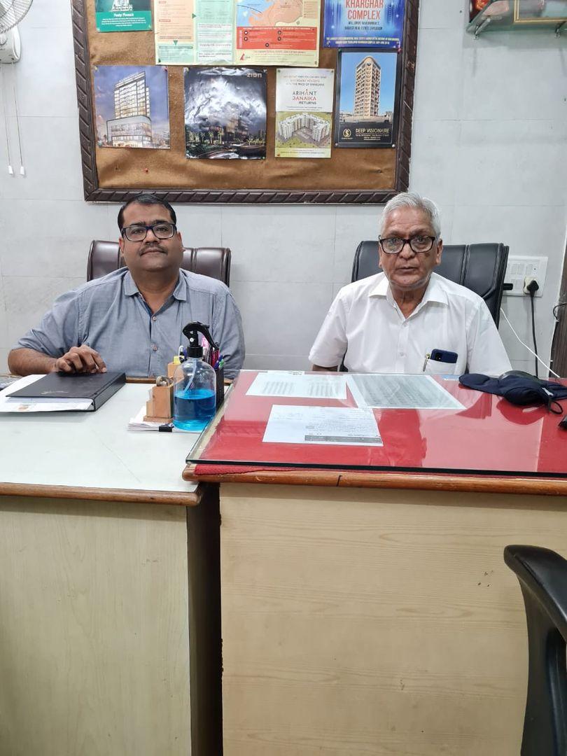 Mr. Ajay and Mr. Omprakash Goyal