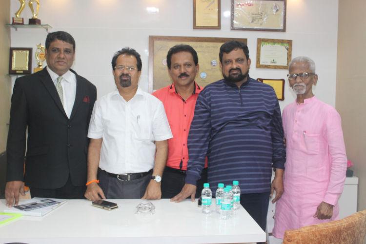 Inauguration ceremony of Rejoice Hair Transplant, Mumbai