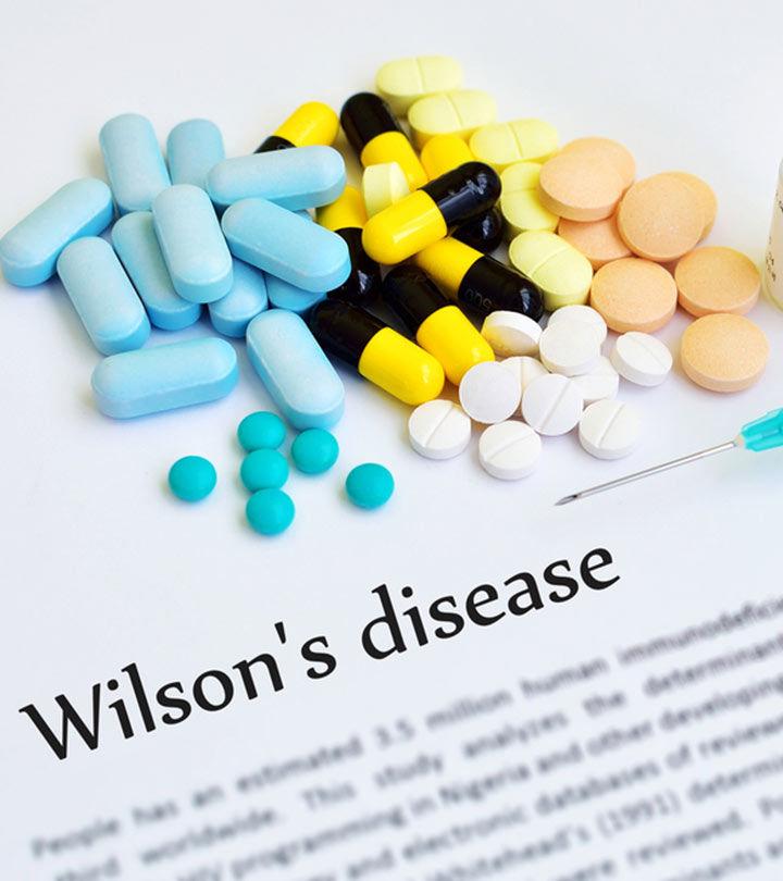 Wilson's Disease - Prescription disease