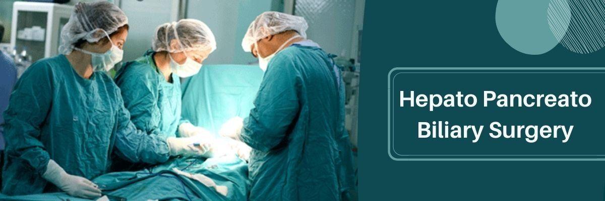 Hepato-Pancreato-Biliary (HPB) Surgery