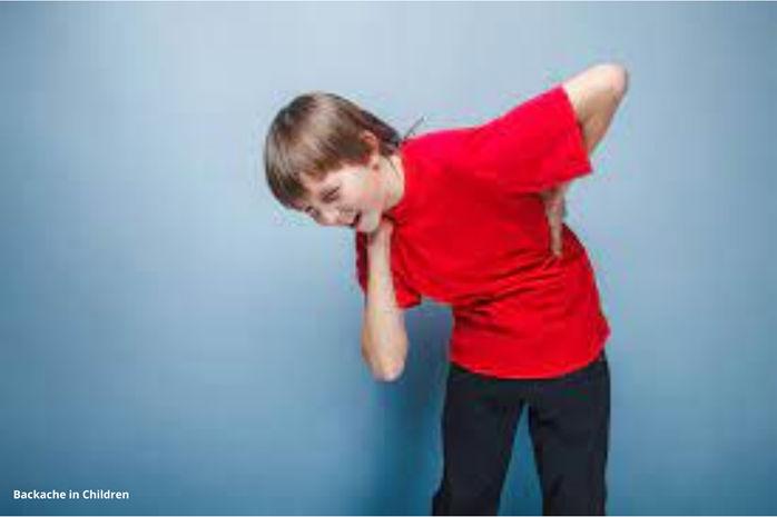 Backache in Children