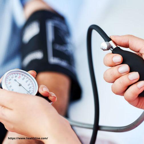 Hypertension signs