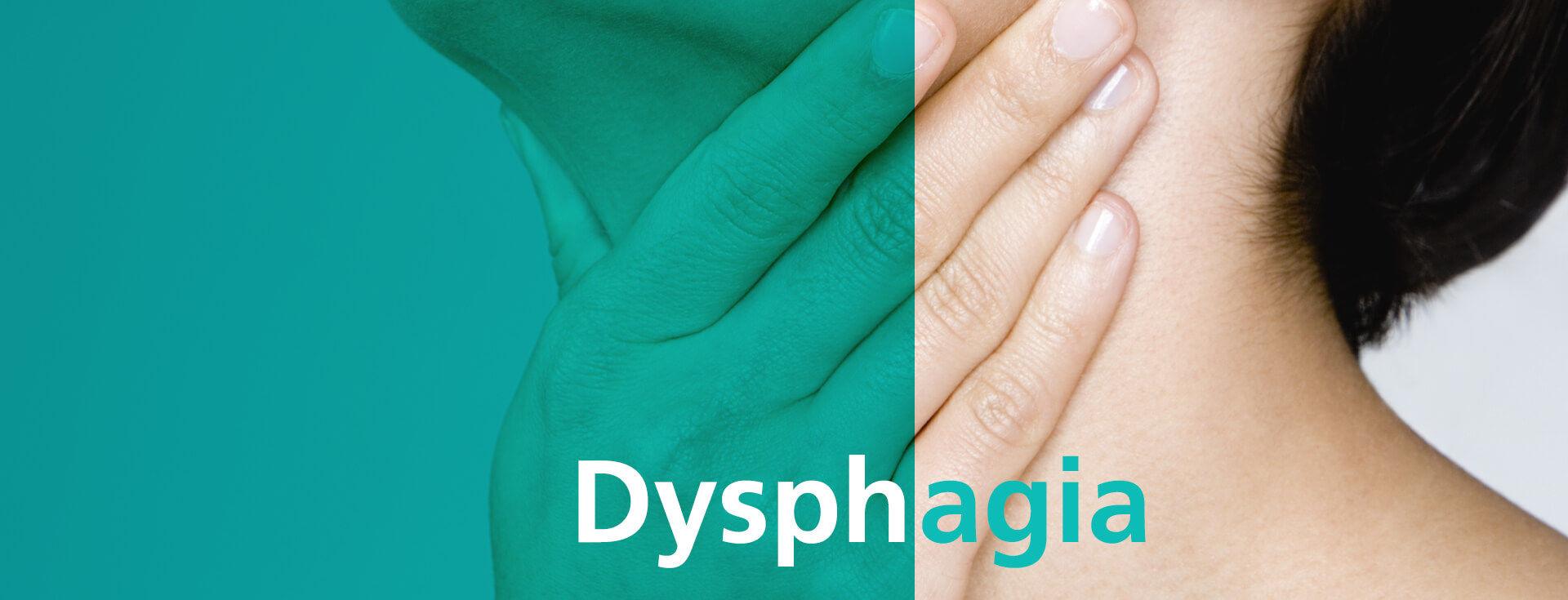 Dysphagia - causes & treatment