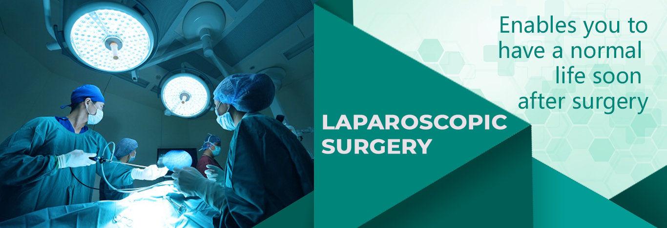 Laparoscopic surgeon in Pune