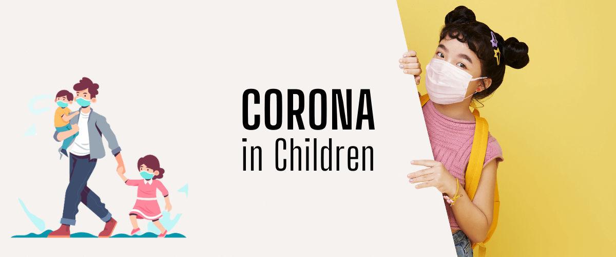 Corona in Children