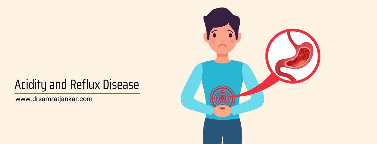 Acid reflux disease