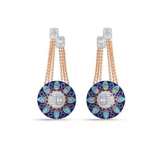 Charu Jewels Earrings- ERS180028