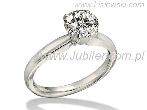Pierścionek Zaręczynowy Diament Pllw0006brvsg Jubiler