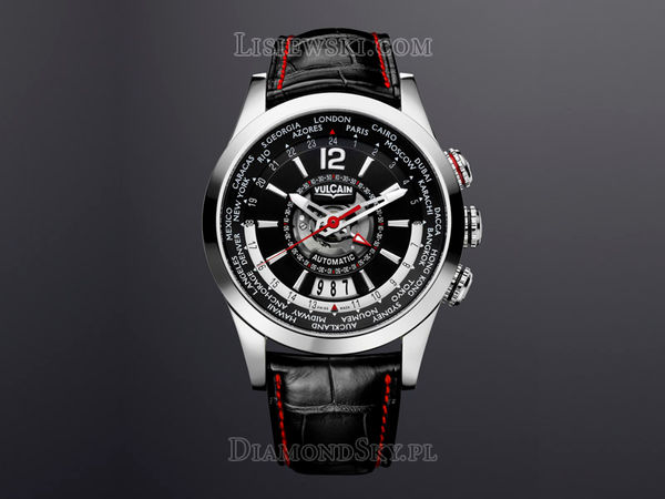 Revolution GMT Automatic Steel 210129 - 210129192 - 1