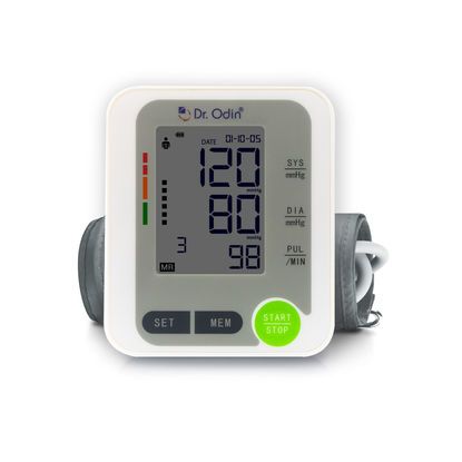 Digital BP Monitor White Color